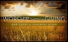 Giving Back - Church