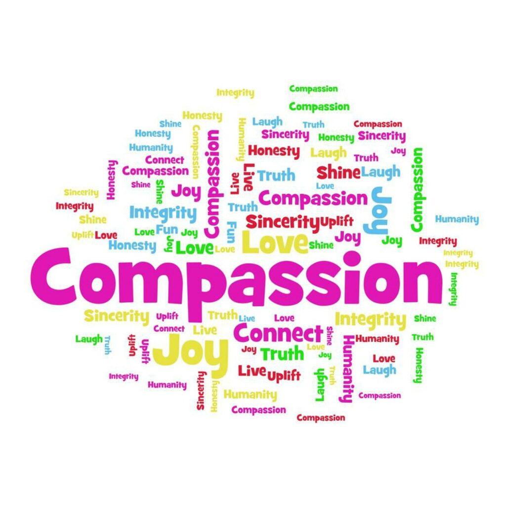 word cloud, compassion, joy-936542.jpg